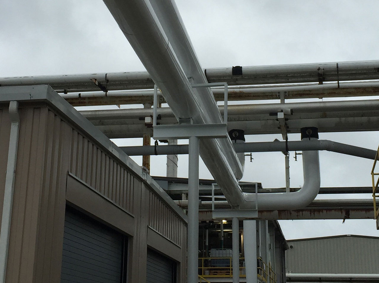 Industrial Construction | Coastal Group | Millwright Services